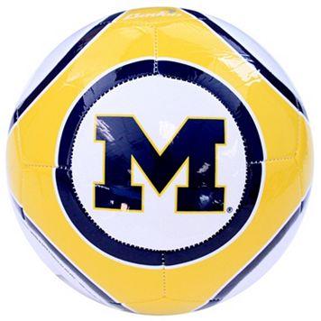Baden Michigan Wolverines Official Soccer Ball