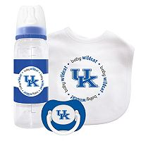 Baby Fanatic Kentucky Wildcats 3-Piece Gift Set