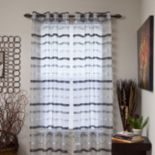 Portsmouth Home 2-pk. Arla Striped Curtains