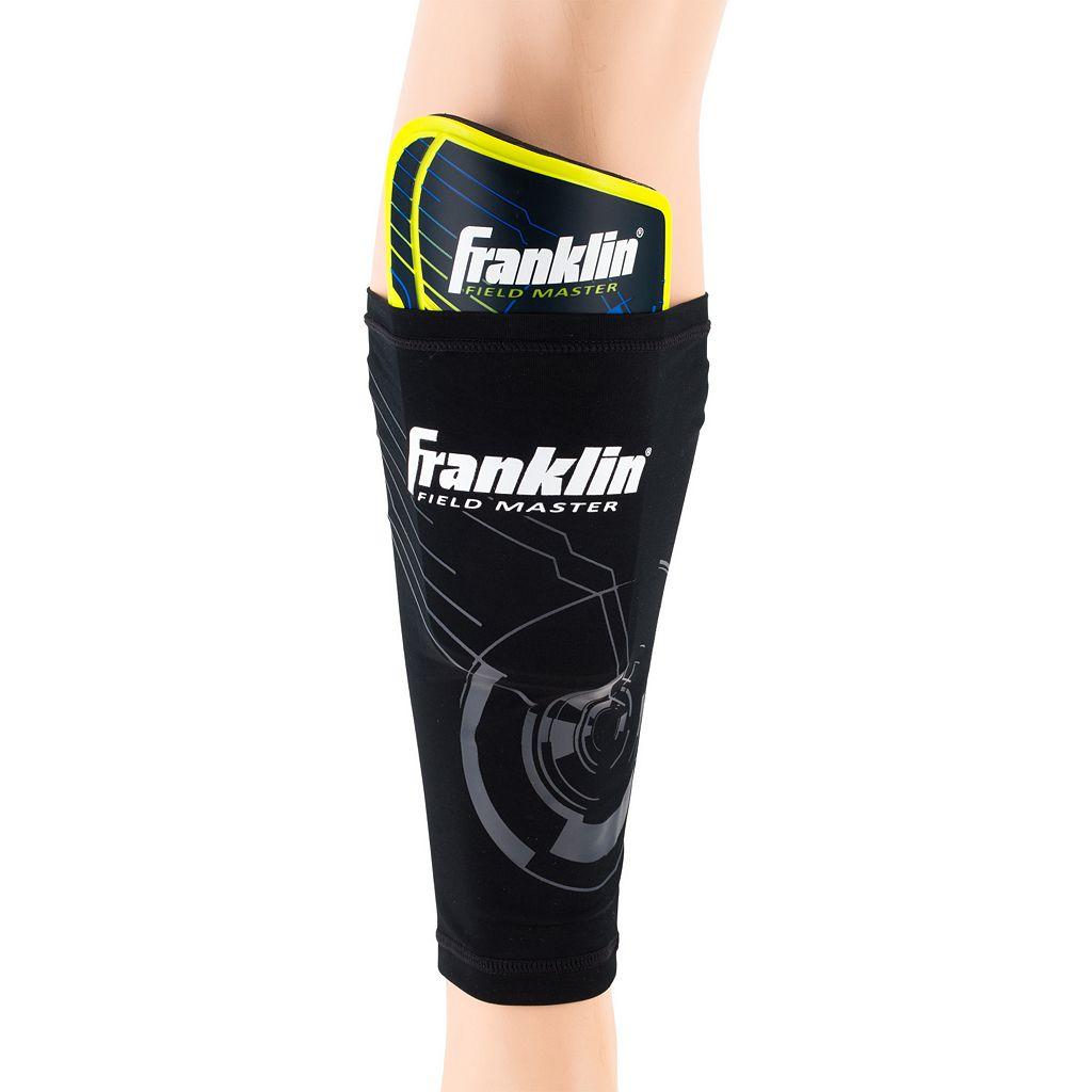Franklin Field Master Shin Guard & Sleeve Set