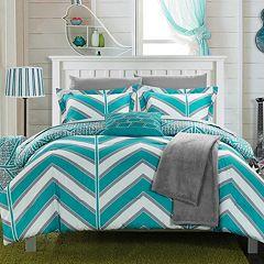 Laredo Chevron Comforter Set