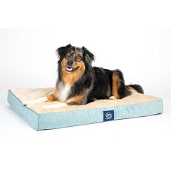 Serta Orthopedic Foam Pillowtop Pet Bed
