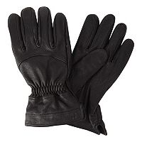 Men's Haggar Leather Gloves