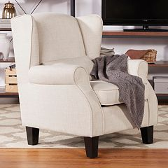 White Wingback Chairs Accent Chairs Chairs Furniture Kohls