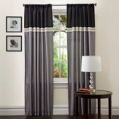 Lush Decor 2-pack Terra Window Curtains