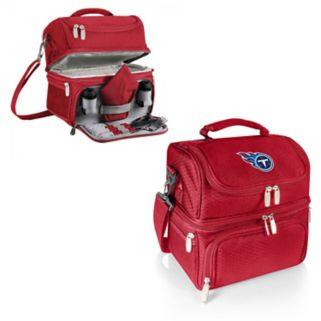 Picnic Time Tennessee Titans Pranzo 7-Piece Insulated Cooler Lunch Tote Set