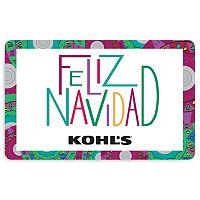 Feliz Navidad Gift Card