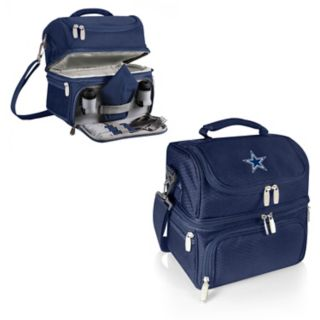 Picnic Time Dallas Cowboys Pranzo 7-Piece Insulated Cooler Lunch Tote Set