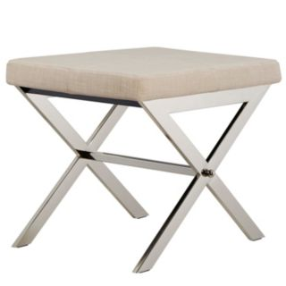 HomeVance Bastian Metal Stool