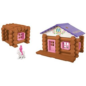 Lincoln Logs 137-pc. Country Meadow Cottage Building Set