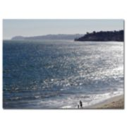 ''Malibu'' Canvas Wall Art