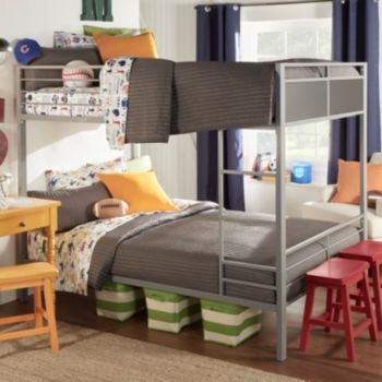 HomeVance Bevin Bunk Bed