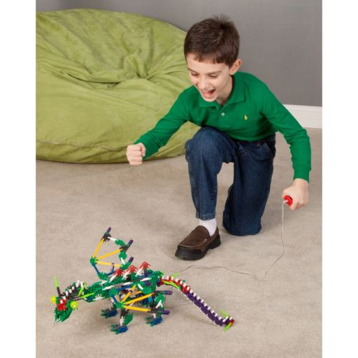 K'NEX Beasts Alive Series Stompz Building Set