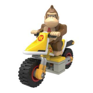 Mario Kart 8 Donkey Kong Bike Building Set by K'Nex
