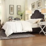 HomeVance Dianella Button Tufted Bed
