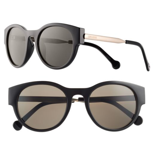 Women's Converse Polarized Round Sunglasses