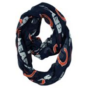 Chicago Bears Infinity Scarf