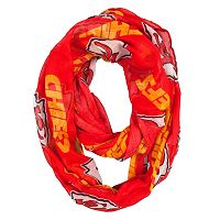 Kansas City Chiefs Infinity Scarf