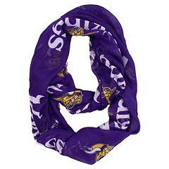 Minnesota Vikings Infinity Scarf
