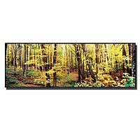 ''Trees'' Canvas Wall Art