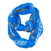 San Diego Chargers Infinity Scarf