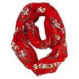 San Francisco 49ers Infinity Scarf