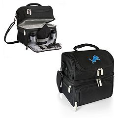 Picnic Time Detroit Lions Pranzo 7-Piece Insulated Cooler Lunch Tote Set