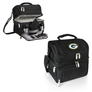 Picnic Time Green Bay Packers Pranzo 7-Piece Insulated Cooler Lunch Tote Set