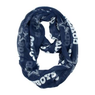 Dallas Cowboys Infinity Scarf