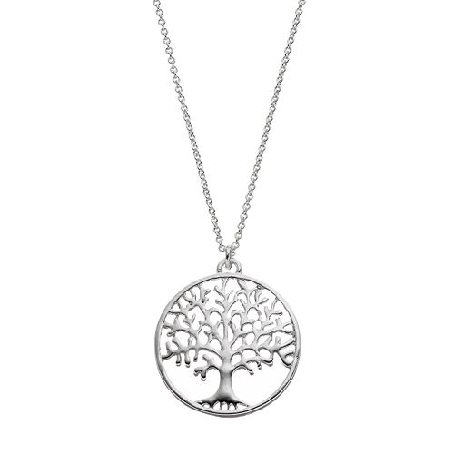 LC Lauren Conrad Tree of Life Pendant Necklace