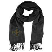 New Orleans Saints Pashmina Scarf