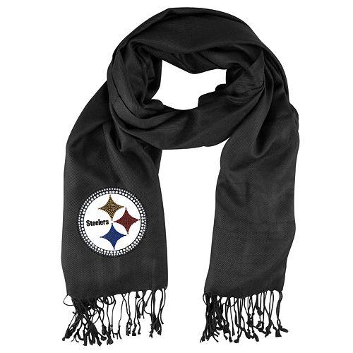 19bd56dc Pittsburgh Steelers Pashmina Scarf
