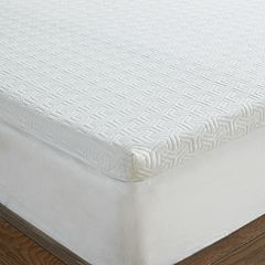 Flexapedic by Sleep Philosophy 2-inch Memory Foam Mattress Topper