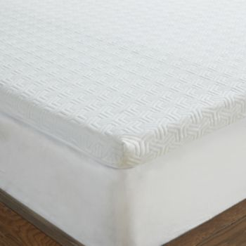 Flexapedic by Sleep Philosophy 2-inch Memory Foam Mattress Topper
