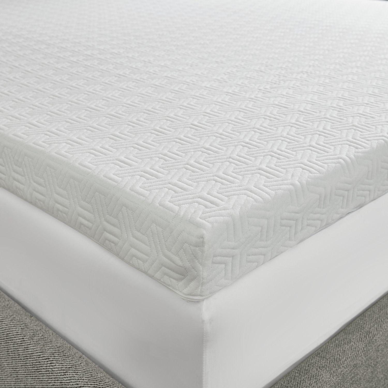 flexapedic by sleep philosophy 3inch memory foam mattress topper