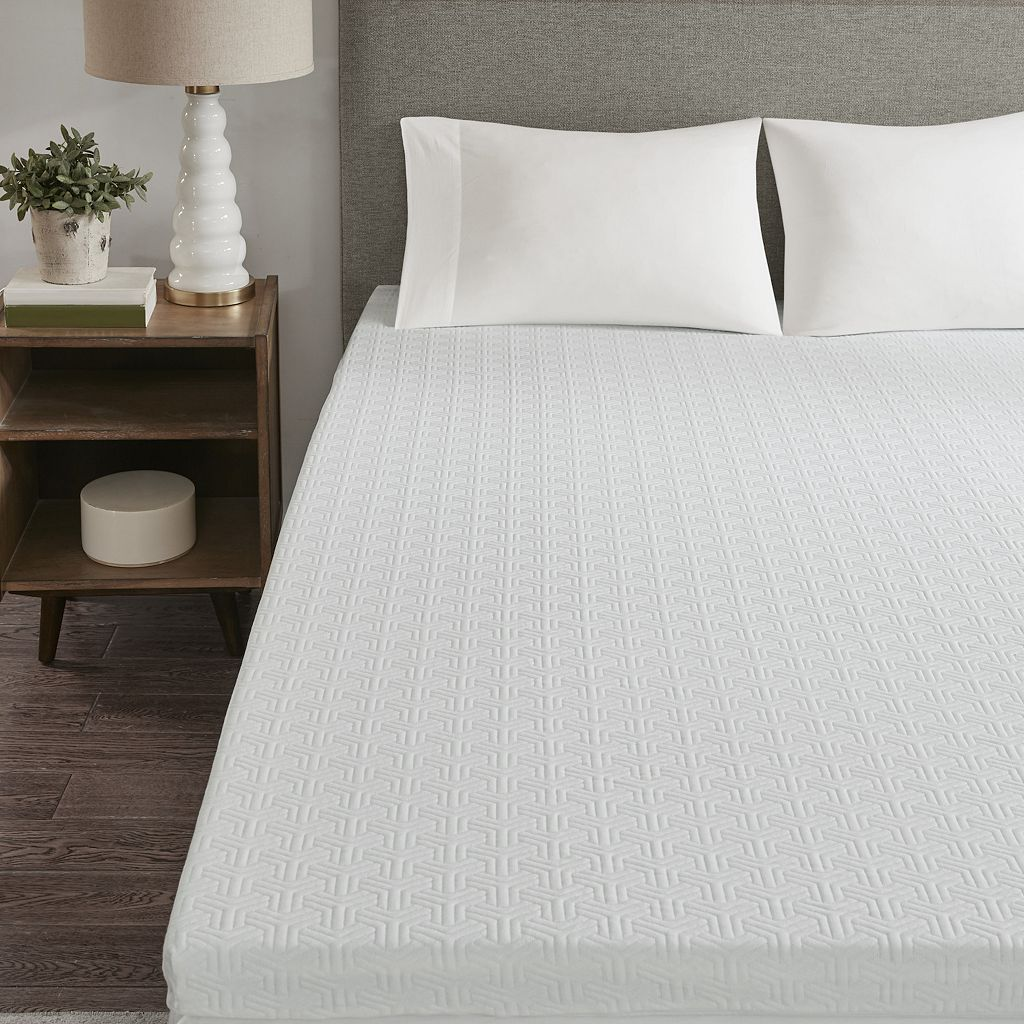 Flexapedic by Sleep Philosophy 3-inch Memory Foam Mattress Topper