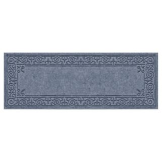 WaterGuard Iron Fleur Indoor Outdoor Mat