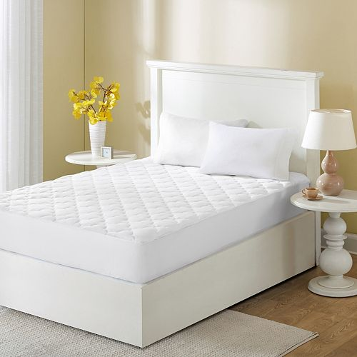 Wonder Wool by Sleep Philosophy 300 Thread Count Mattress Pad