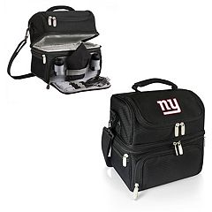 Picnic Time New York Giants Pranzo 7-Piece Insulated Cooler Lunch Tote Set