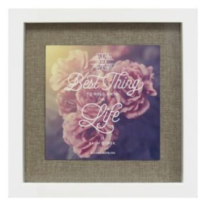 Stratton Home Decor Romantic Shadowbox Wall Art