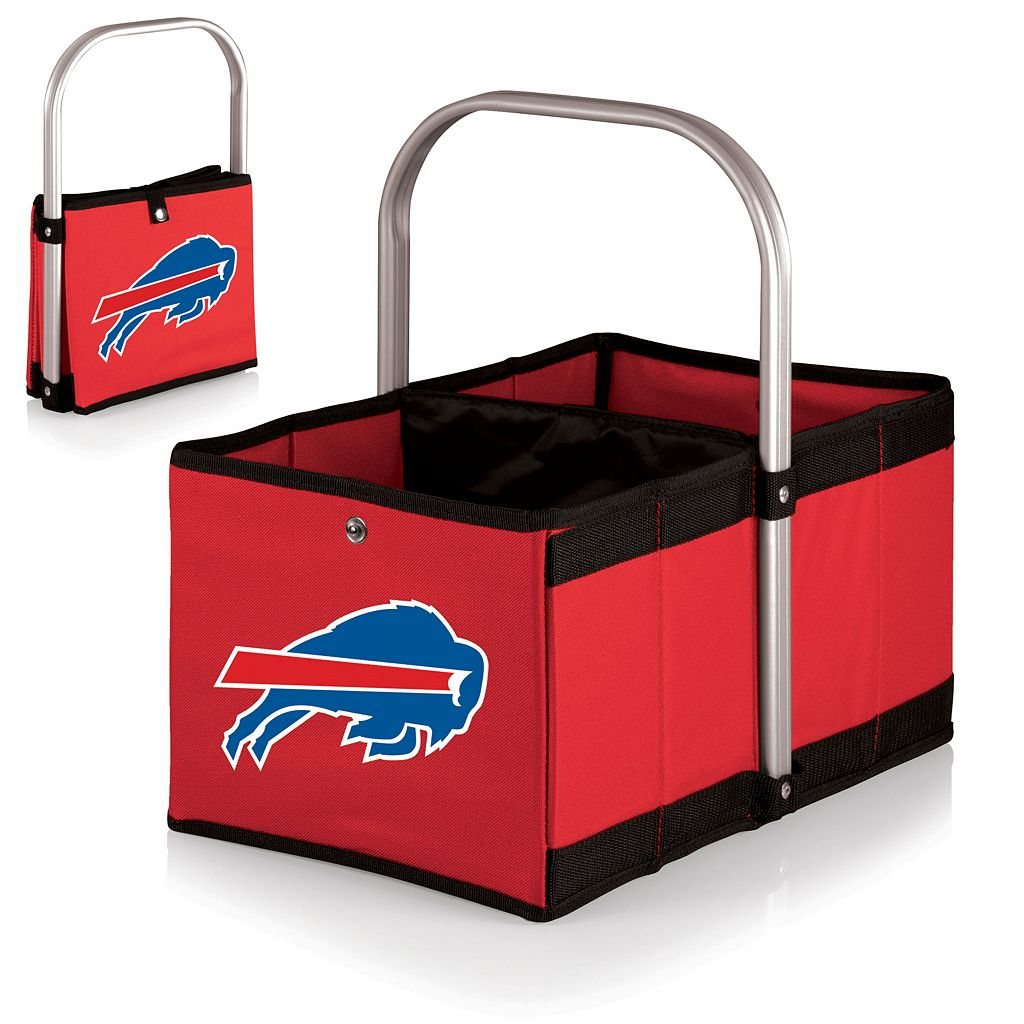 Picnic Time Buffalo Bills Urban Folding Picnic Basket