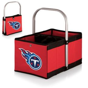 Picnic Time Tennessee Titans Urban Folding Picnic Basket