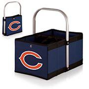 Picnic Time Chicago Bears Urban Folding Picnic Basket