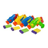 Air Warriors Tek 3 Blaster 4-Pack by Buzz Bee