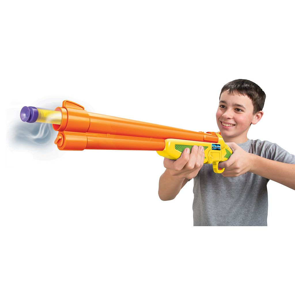 Air Warriors GunSmoke Blaster by Buzz Bee
