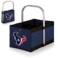 Picnic Time Houston Texans Urban Folding Picnic Basket