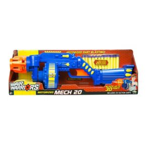 Air Warriors Mech 20 Blaster by Buzz Bee