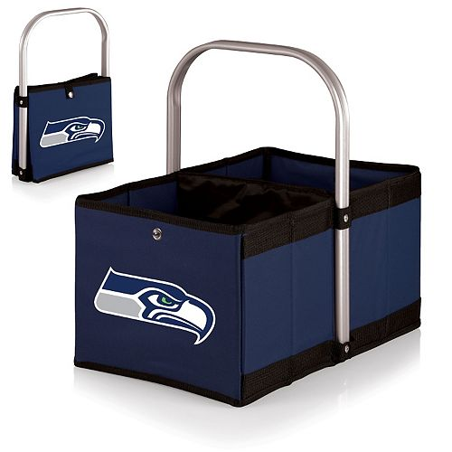 Picnic Time Seattle Seahawks Urban Folding Picnic Basket
