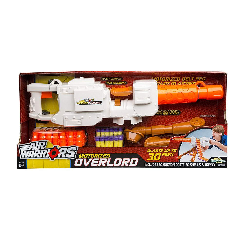 Air Warriors Overlord Blaster by Buzz Bee