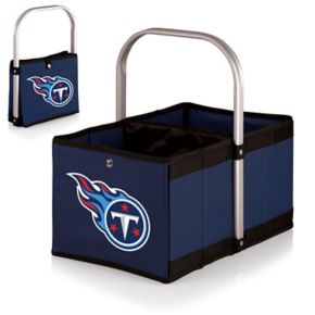 Picnic Time Tennessee Titans Urban Folding Picnic Basket